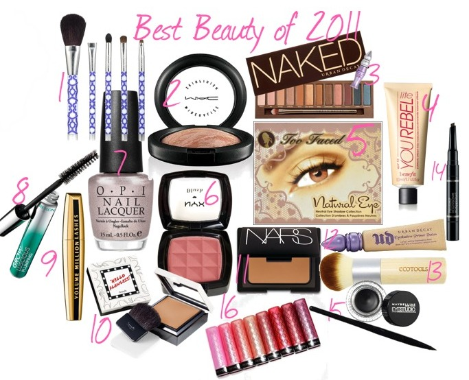 Preppy makeup best beauty products of 2011