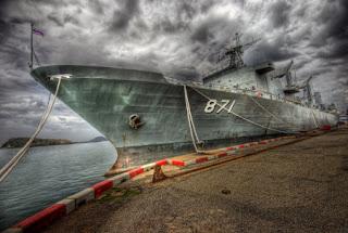 HDR Photos - 871 @ Sattahip Naval Base (Thailand)