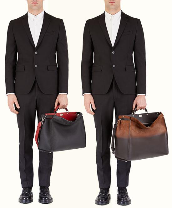 Fendi Bag Size