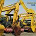 Gambar mobil excavator