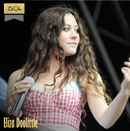 15 de abril | Eliza Doolittle - @elizadoolittle | Info + vídeos