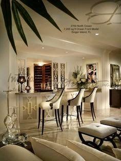 Muebles y decoraci n de interiores bares peque os para el sal n de la casa Bares pequenos para casas