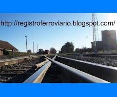 Registro Ferroviario - 2 años.