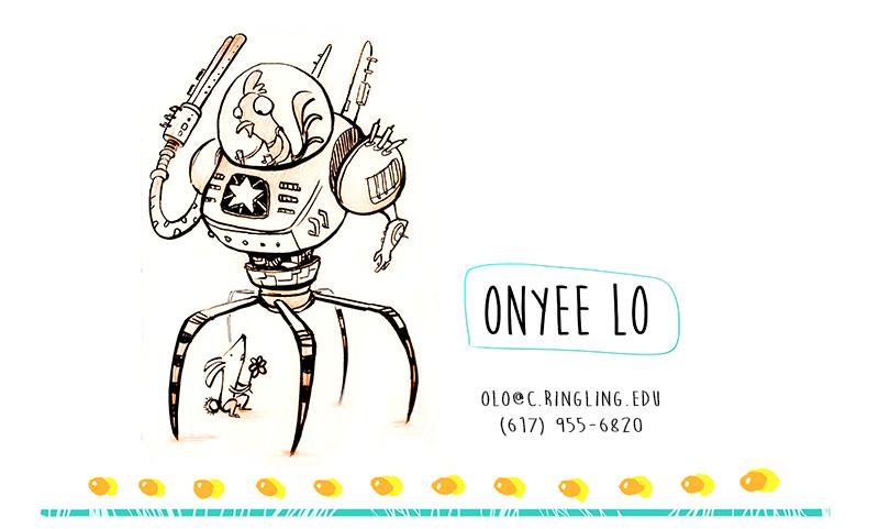 Onyee Lo Portfolio