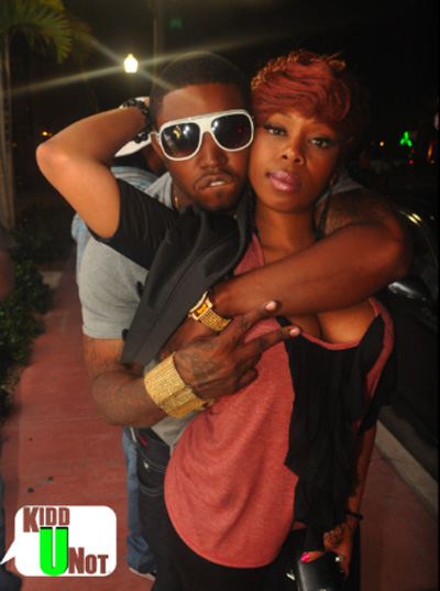 Lil Scrappy Buckeey Shay Johnson Couple 1 But my first time was with my girlfriend of two years, ...