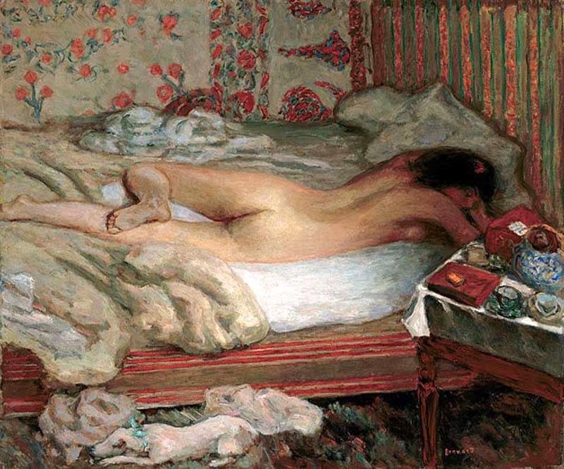 La sieste, Pierre Bonnard (1900)