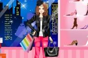 Moda Alışverişi Yap Oyunu
