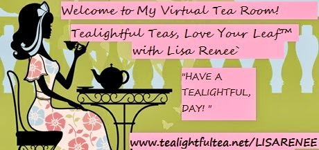 Lisa Renee Ind - Tea Consultant for Tealightful Tea - Love Your Leaf