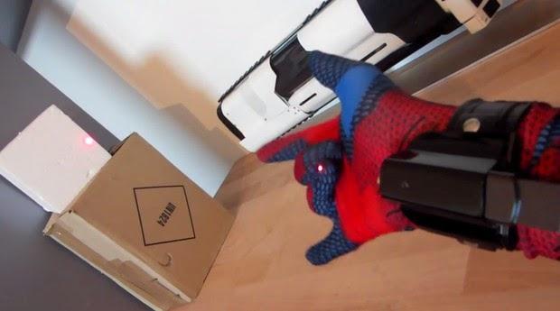 inventor cria poderes de super herois