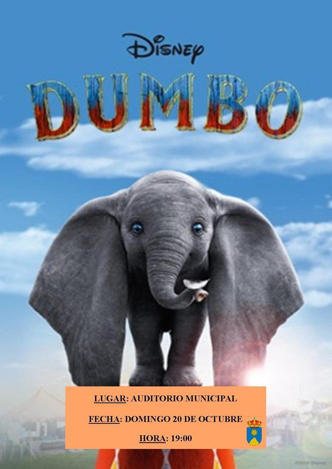 "Cine - ""Dumbo"""