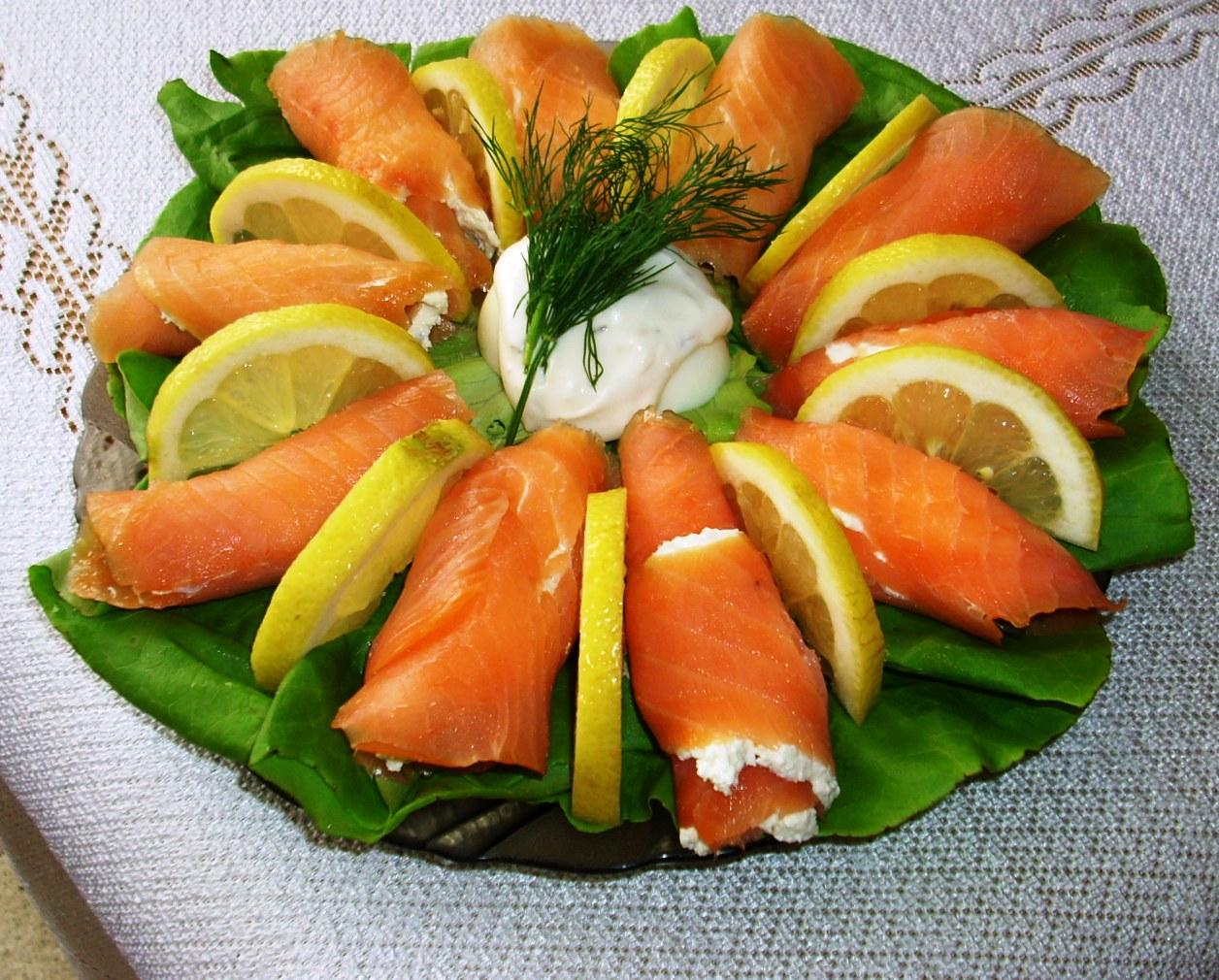 Рецепты салата пошагово семга слабосоленая
