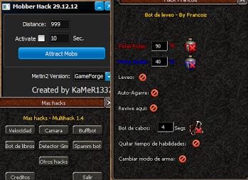 Metin2 Hileleri 29.08.13 Multihack Oyun Botu indir