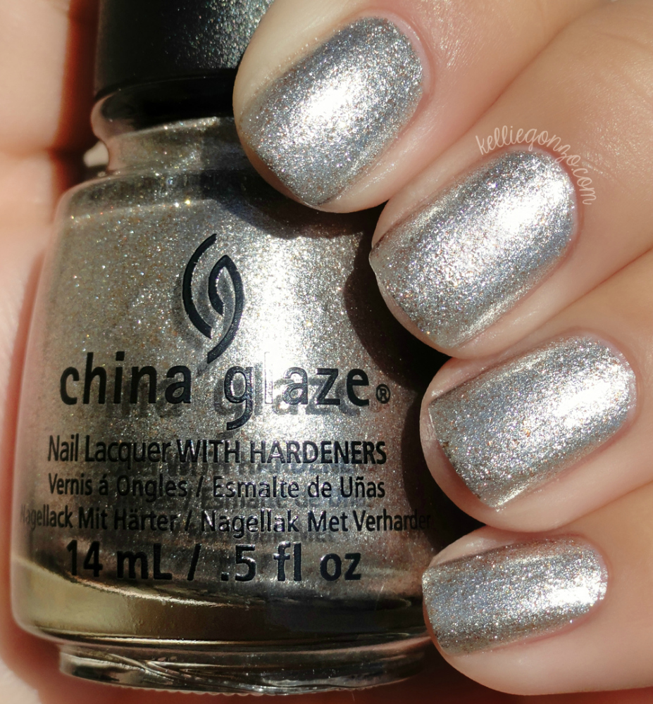 China Glaze - Gossip Over Gimlets