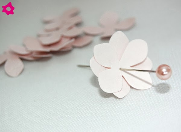 flores jardim camburi : flores jardim camburi:Faça você mesma: Enfeite de mesa Delicado