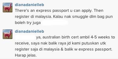 nama anak diana danielle, gambar baru anak diana danielle dan farid kamil, diana danielle dan farid kamil, nama putera sulung farid kamil, nama anak farid kamil, anak farid kamil, farid kamil seludup anak ke malaysia