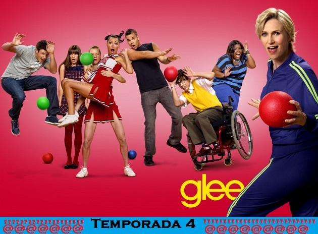 Glee 4X01 y 4X02 HDTV Castellano