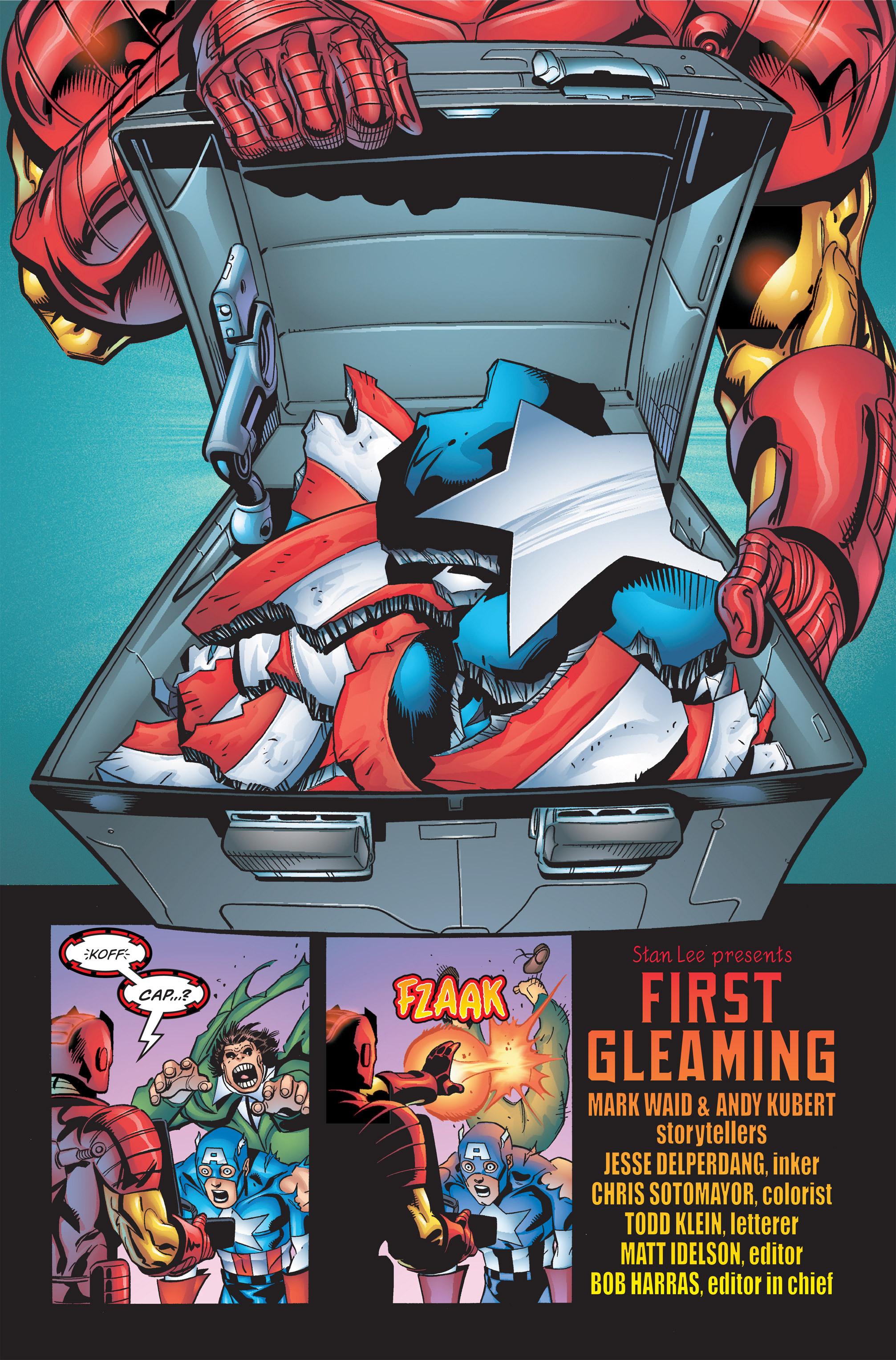 Captain America (1998) Issue #15 #21 - English 5