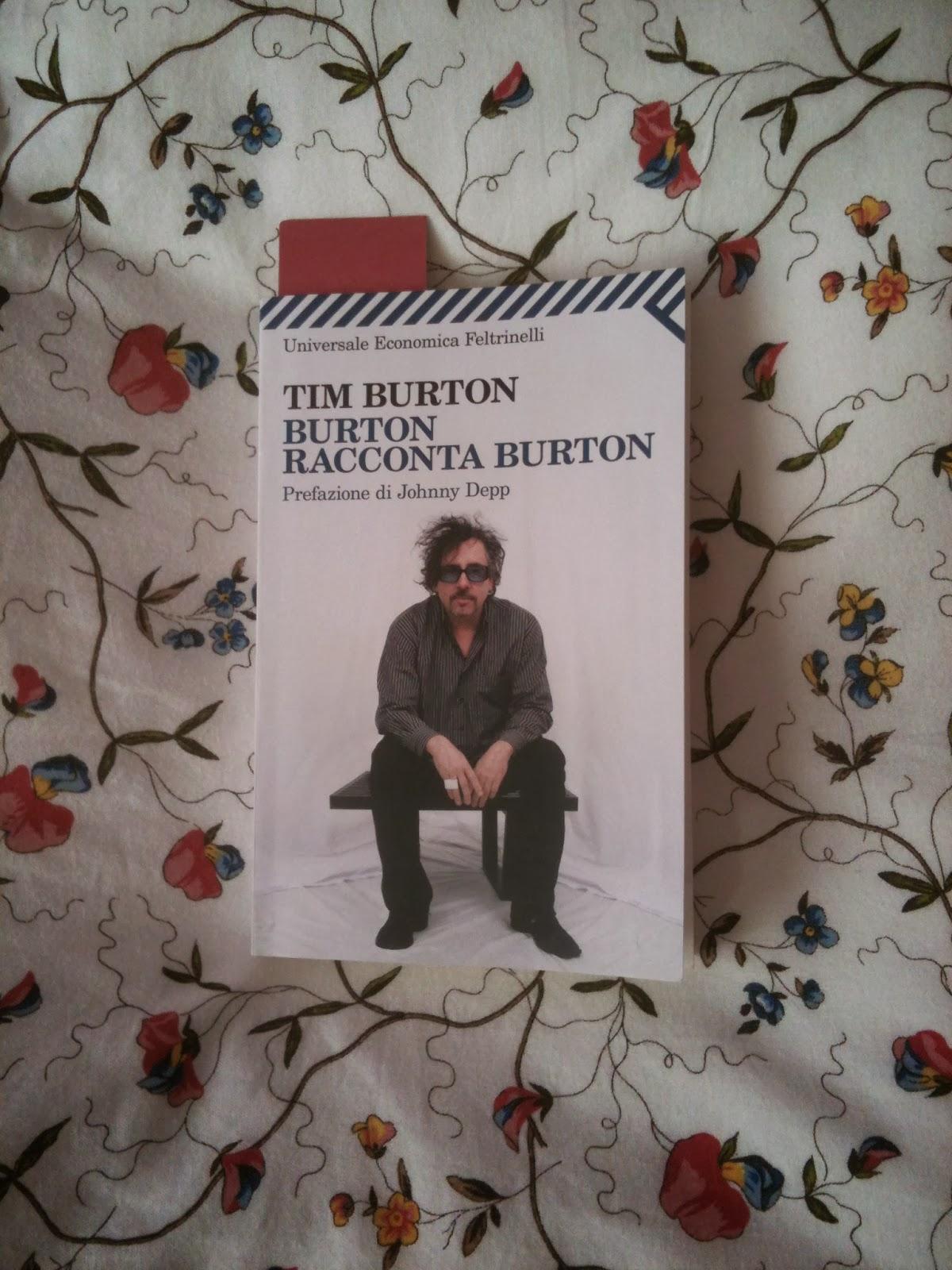 burton racconta burton  Burton racconta Burton - Tim Burton