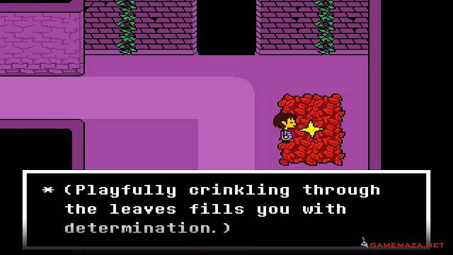 Undertale Gameplay Screenshot 1