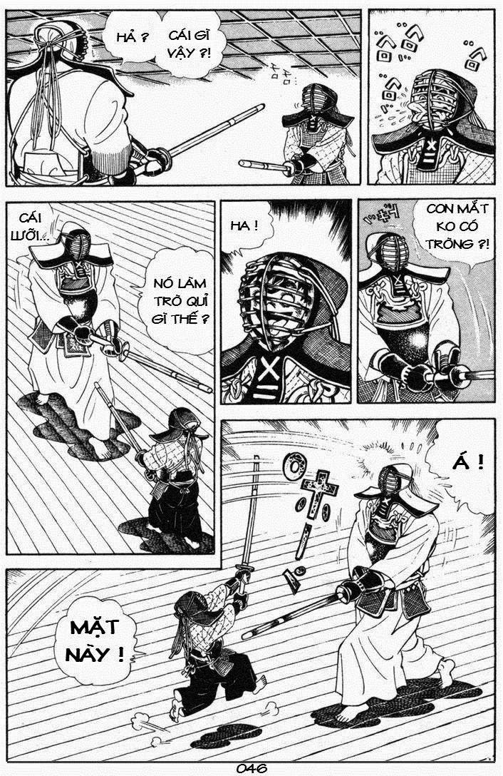 Siêu quậy Teppi chap 50 - Trang 6