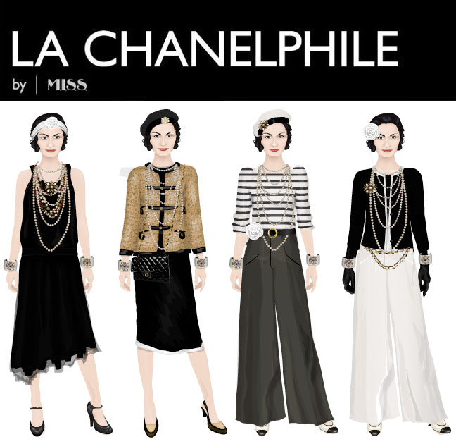 Style Icons Coco Chanel Expressing Your Truth Blog