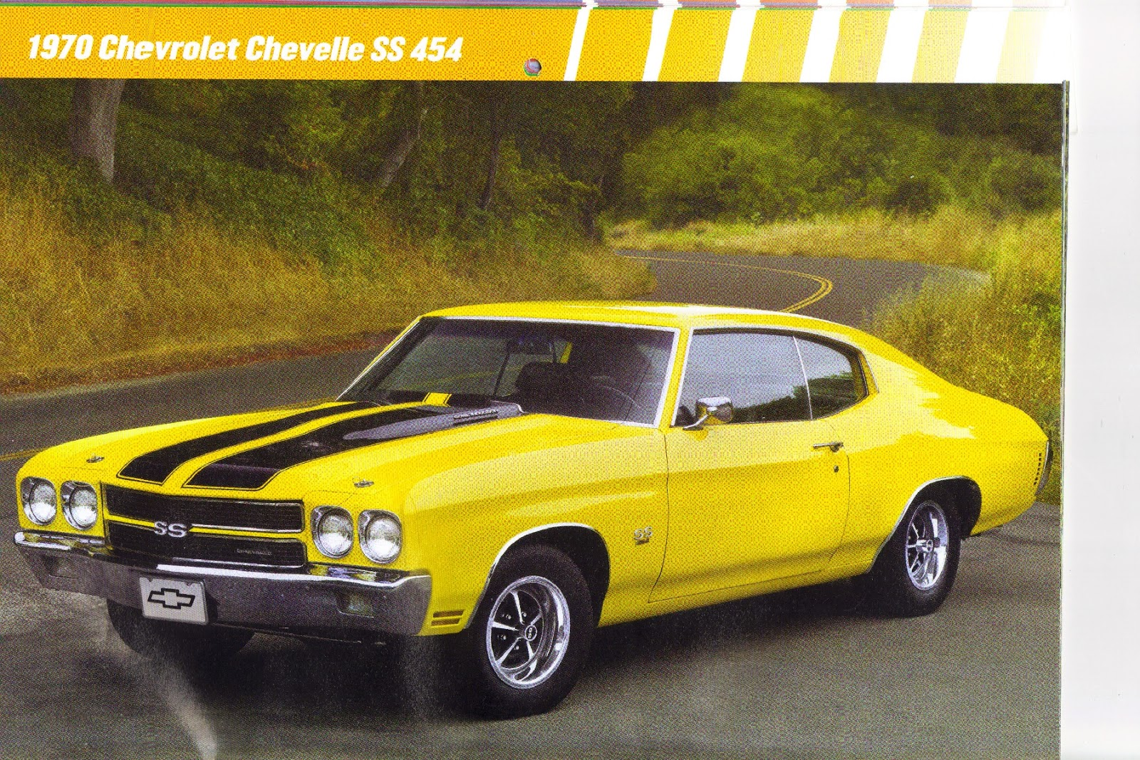 Georgia Boy\'s Old Car Museum: 1970 Chevrolet Chevelle SS 454