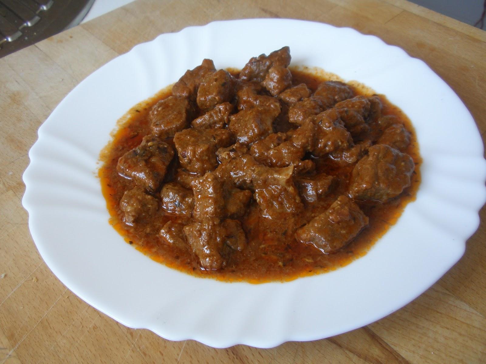 Las recetas de pepejo carne en salsa - Guarniciones para carne en salsa ...