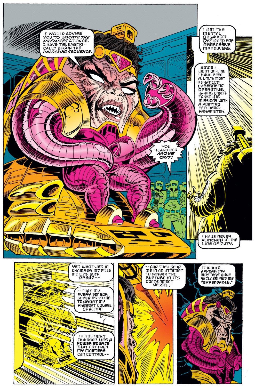 Captain America (1968) Issue #440 #392 - English 9