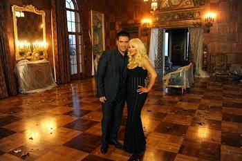 Alejandro Fernández y Christina Aguilera grabaron el video de 'Hoy Tengo Ganas de Ti'