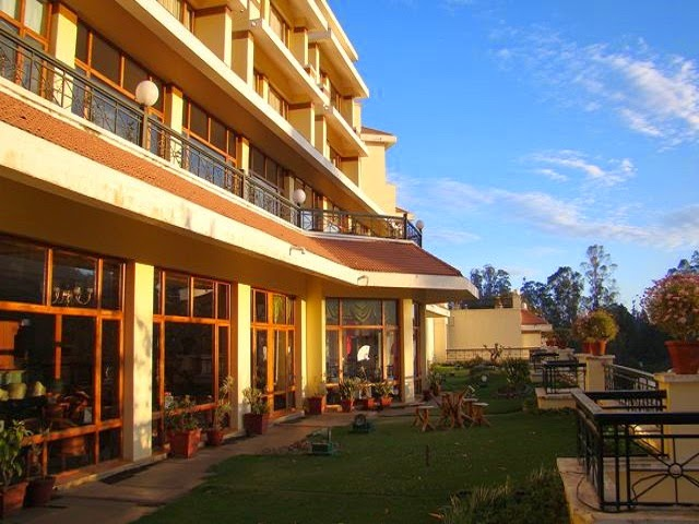 Gem Park Luxury Hotels in Ooty