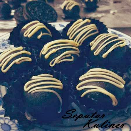Resep dan Cara Membuat Oreo Truffles