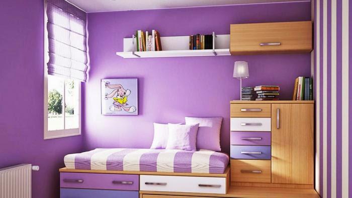 4 Tips Menata Kamar Tidur Sempit Agar Terasa Nyaman