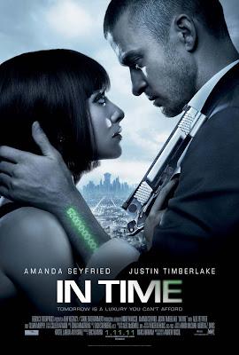 Zamana Karşı (In Time) Poster