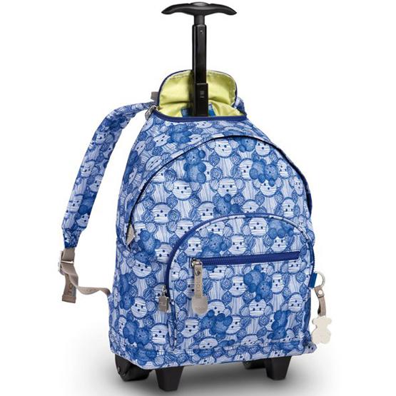 cómo llevar la mochila escolar