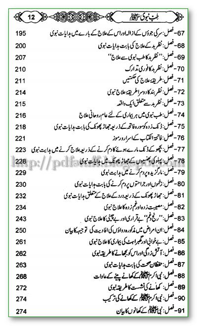 tib e nabavi Urdu book