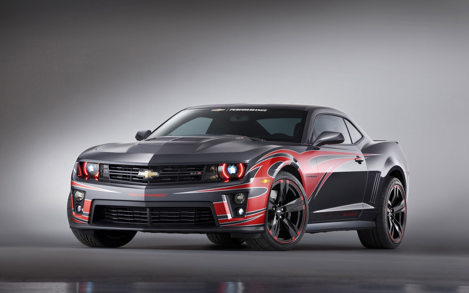 Wallpaper hd : 2012 Chevrolet Camaro ZL1 Hot Wheels