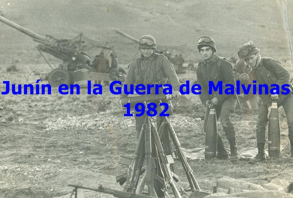 JUNIN EN LA GUERRA DE MALVINAS