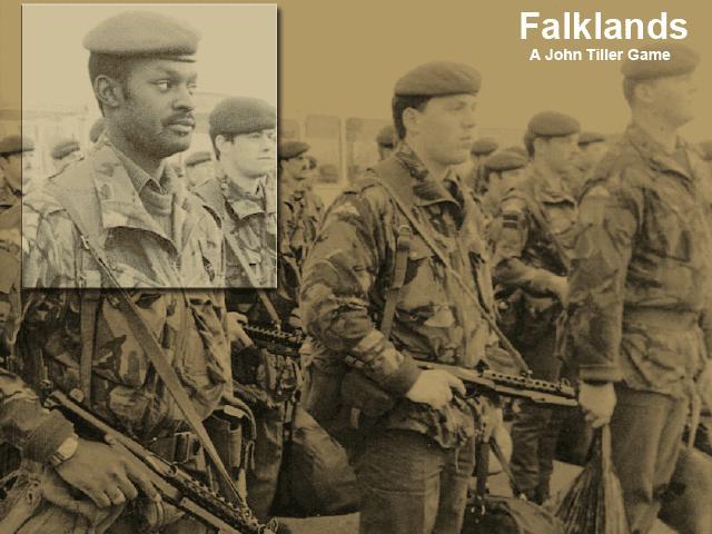 Squad Battles: Falklands