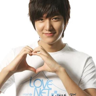 Lee Min-ho latest album