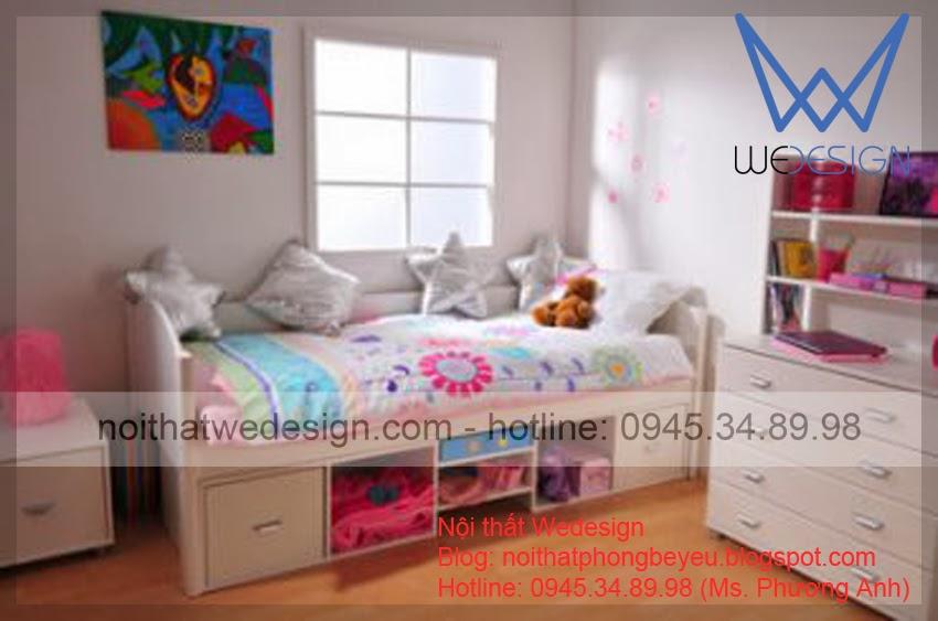 Giường trẻ em