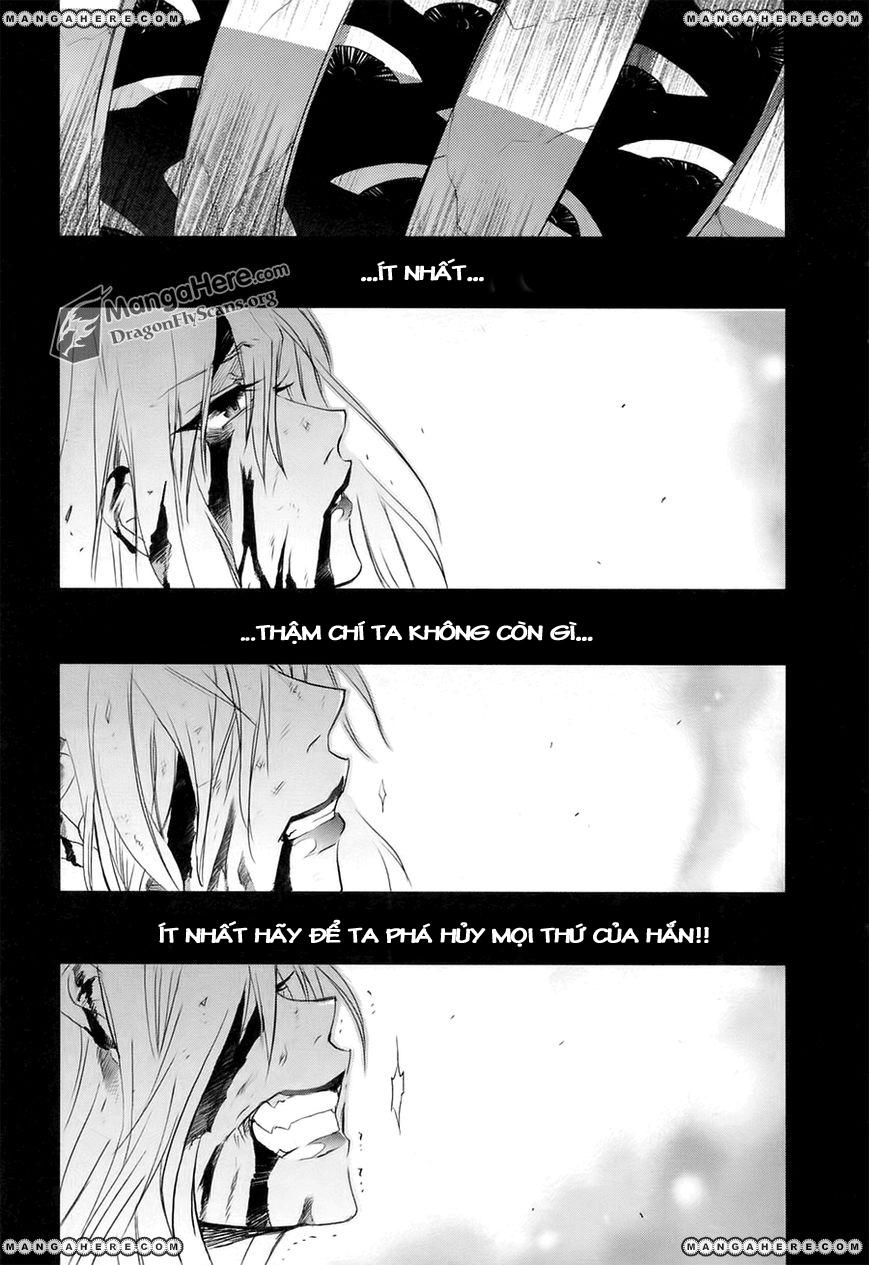 Đôi mắt của Shana chap 38 - Trang 12