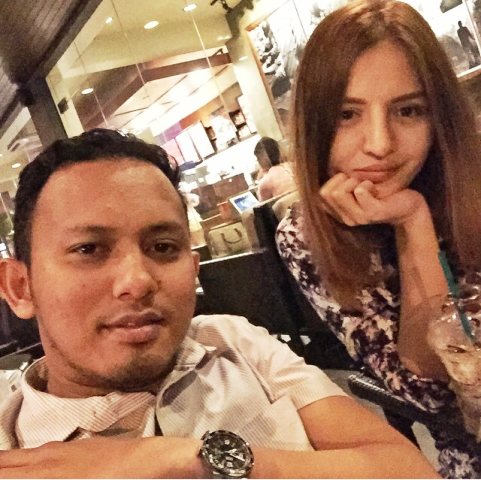 Kekasih Baru Hanez Suraya Seorang Pilot?, info, terkini, hiburan, sensasi, gosip, hanez suraya,
