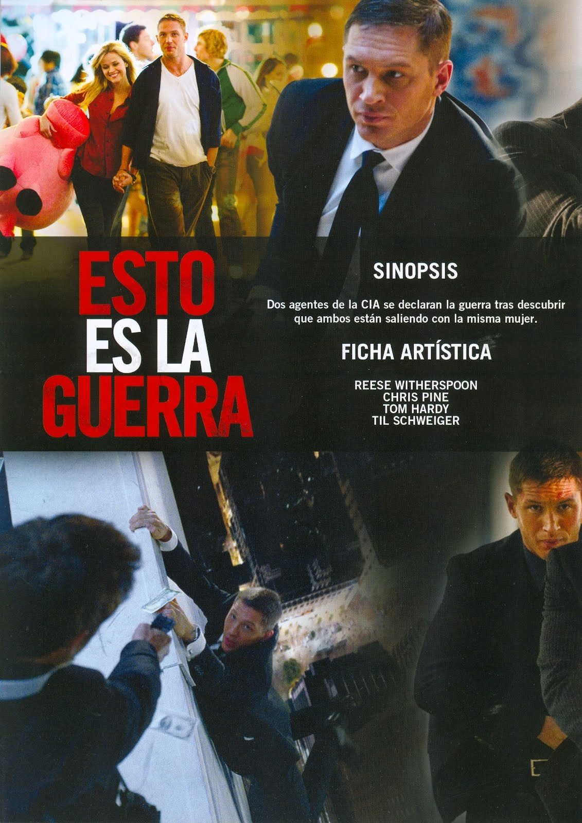 Esto es la guerra (This Means War) (2012)