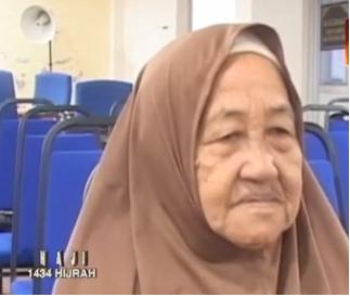 Ketabahan seorang warga emas menyimpan RM 2 sehari hasil upah mengurut