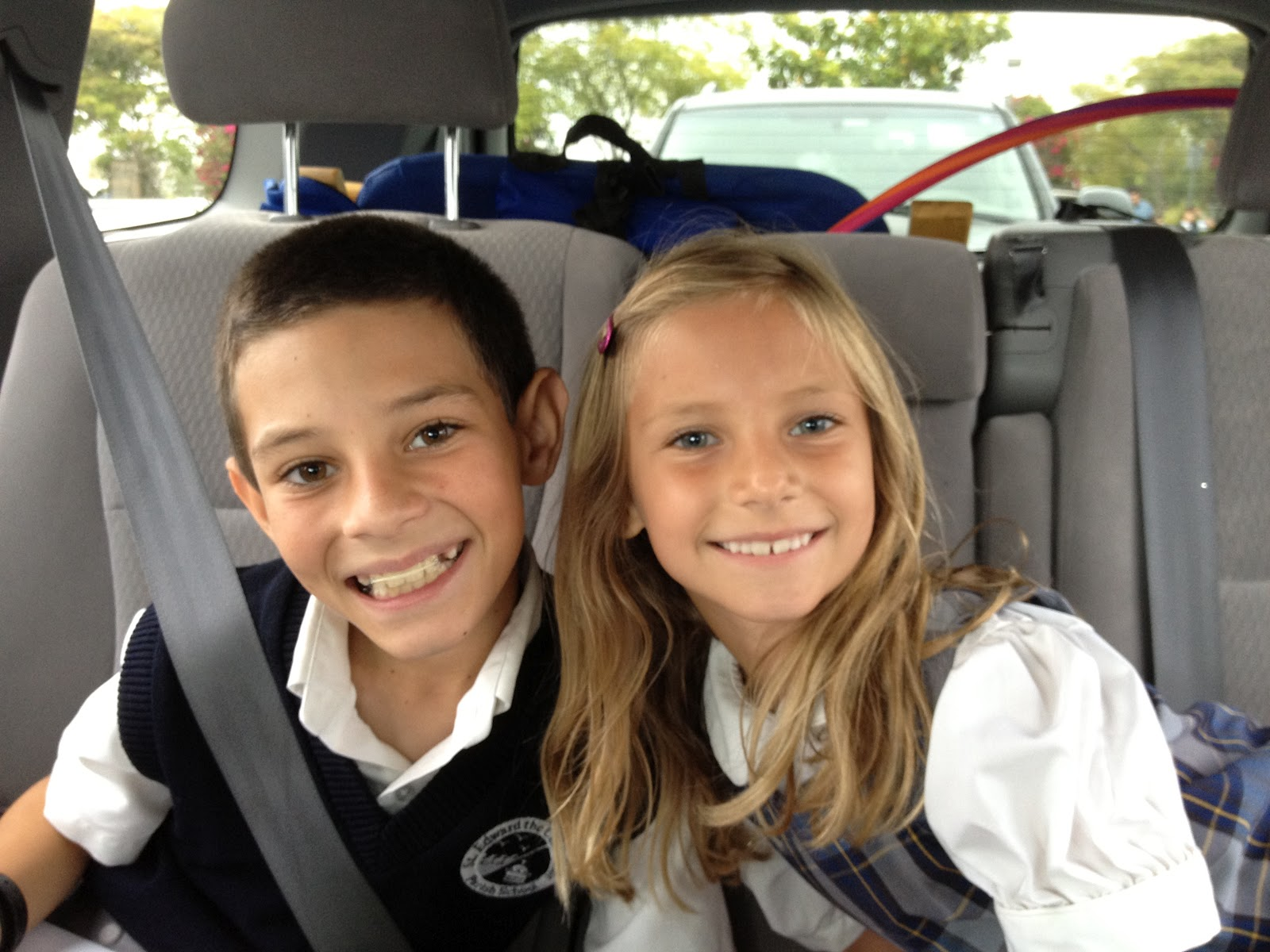 My 5th grader is dating