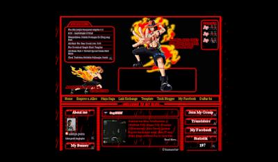 Membuat Tempate blog dan Web dengan efek animasi 3d Mudah dan Simple