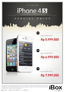 iphone 4s diskon rp 500 ribu iphone 4s diskon rp