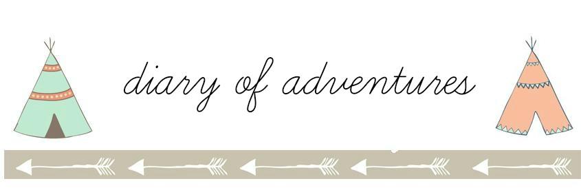 DIARY OF ADVENTURES