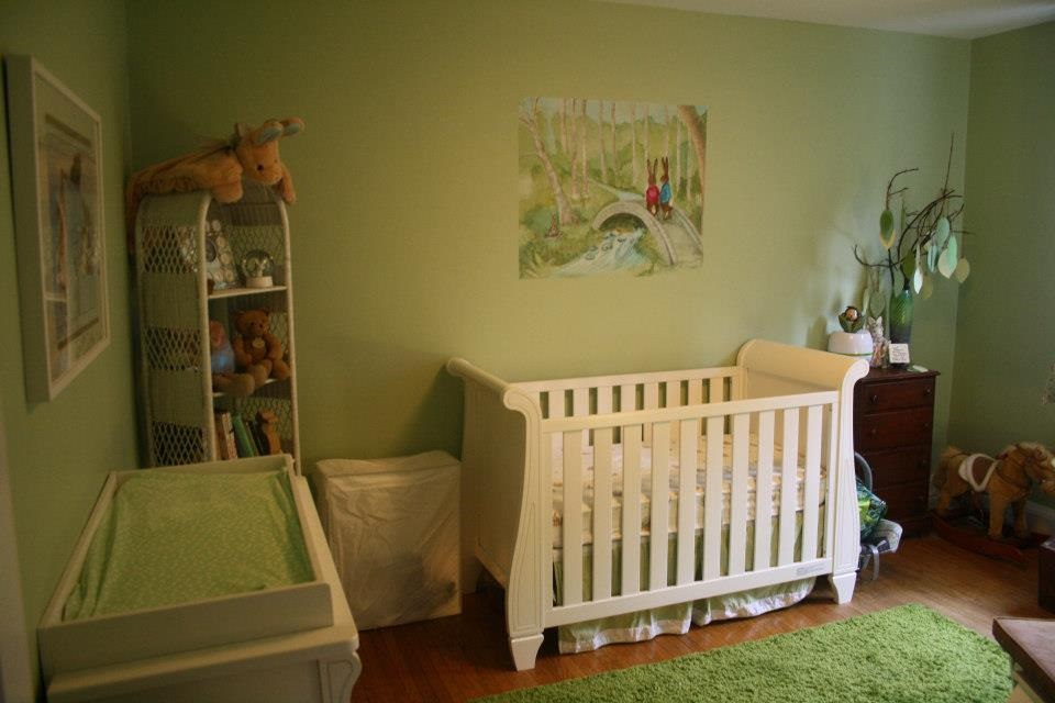 musings of a massage therapist peter rabbit nursery. Black Bedroom Furniture Sets. Home Design Ideas