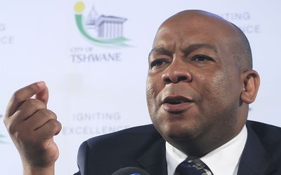 Kgosientso David Ramokgopa - Executive Mayor of Tshwane (PRETORIA)
